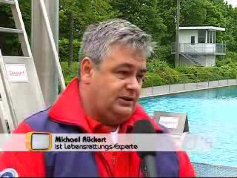 Wasserwacht Gut gerüstet für die Schwimmbad Saison