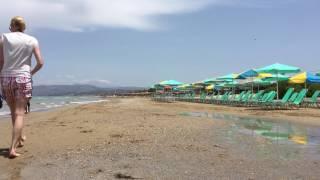 Песчаные пляжи Георгиуполиса,о.Крит.Sand beach.Georgioupolis,Crete.(mai,2016., 2016-06-18T17:09:05.000Z)