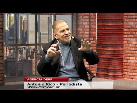 Antonio Rico - El reclamo del pueblo chileno -