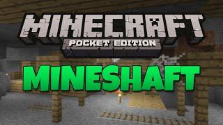 MINESHAFT SEED! - Minecraft Pocket Edition Seed