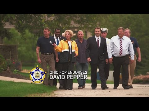 "David Pepper for Ohio Attorney General - ""Real Cops"""