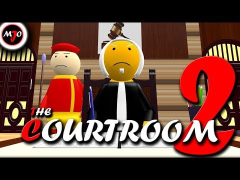 MAKE JOKE OF - THE COURTROOM || PART - 2