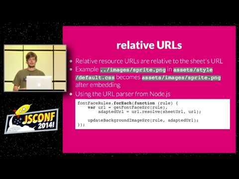 Christoph Burgmer: Hacking a HTML renderer in plain browser-side JS  [JSConf2014]