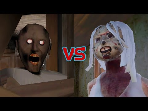 Granny vs Scary Granny Horror House