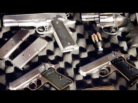 Gun Smuggling Into UK has Risen