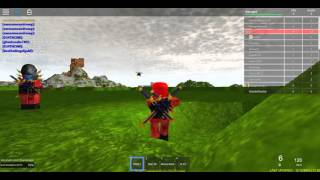 Warfare on roblox with zece3