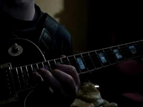 Mother Love Bone - Holy Roller (solo cover).avi mp3