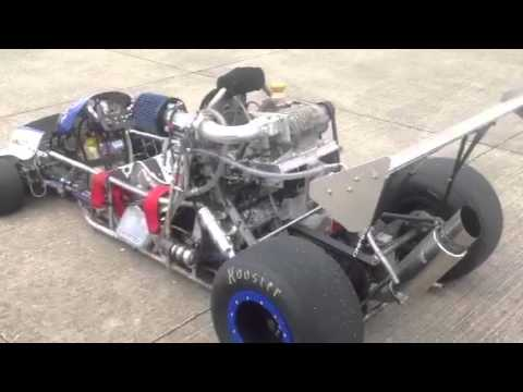 1000cc GOKART supercharged