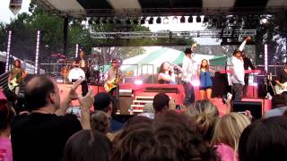 "Miranda Cosgrove - ""Disgusting"" - Live (HD) 2011 - Binghamton, NY"