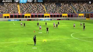 Fifa 2015 Beşiktaş psg maçı