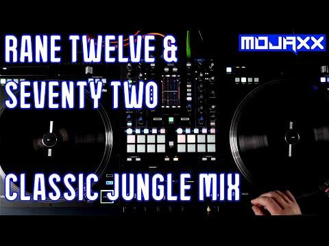 Rane SEVENTY-TWO and TWELVES - Jungle Minimix