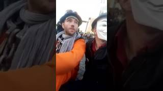 23/04/2017  Place de la Bastille face aux CRS Mp3