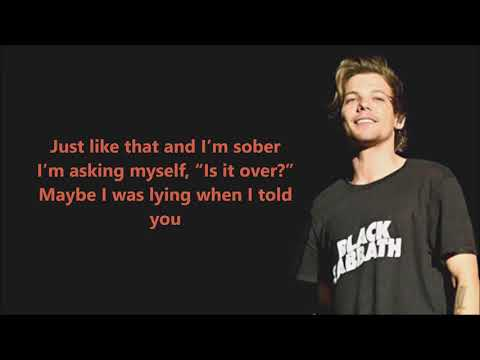 Louis Tomlinson - Miss You lyrics