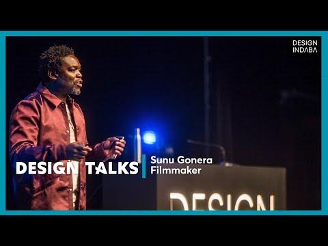 Sunu Gonera defines Afrofuturism at Design Indaba Conference 2018