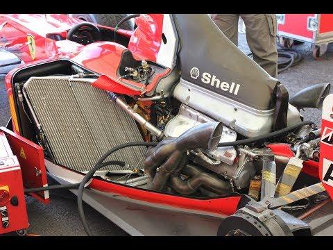 『The Sound of Ferrari F1 』Ferrari F2002 3.0L V10