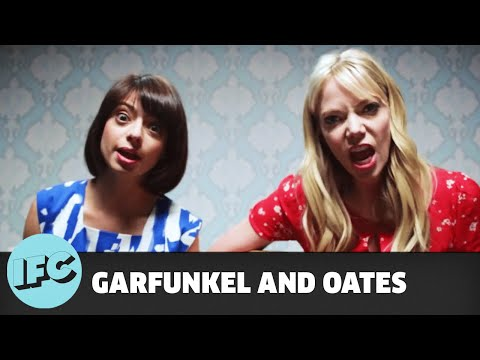 Garfunkel and Oates   The Sofa Sessions: The Fade Away   IFC