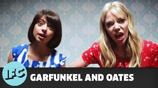 Garfunkel and Oates | The Sofa Sessions: The Fade Away | IFC