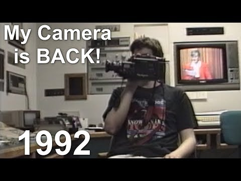 MMC Retro - My Camera is Back (60fps)