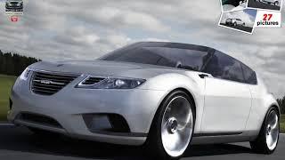 Saab 9 X Air BioHybrid Concept Car Videos