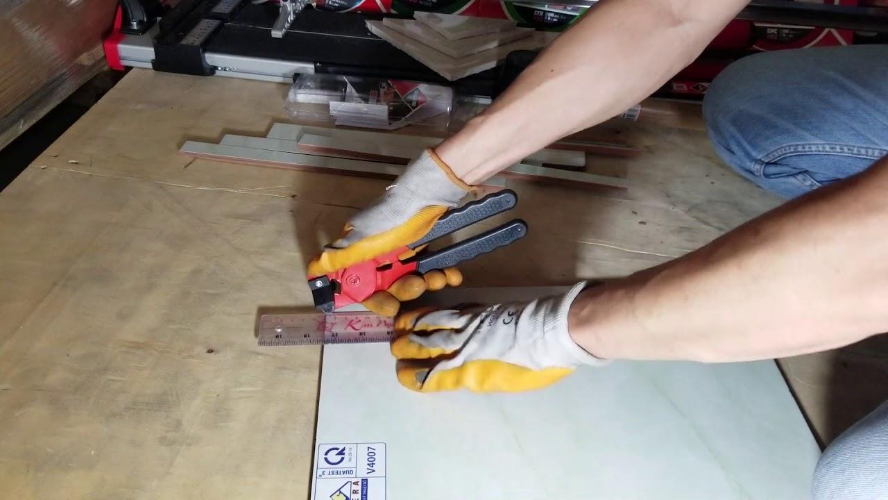 Cắt gạch men mềm bằng kiềm cắt gạch Rubi giá cực rẻ chỉ 290.000 vnd (chưa ship)