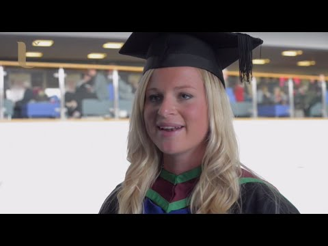 International graduate Michelle Weber explains how she's prepared for future employment.