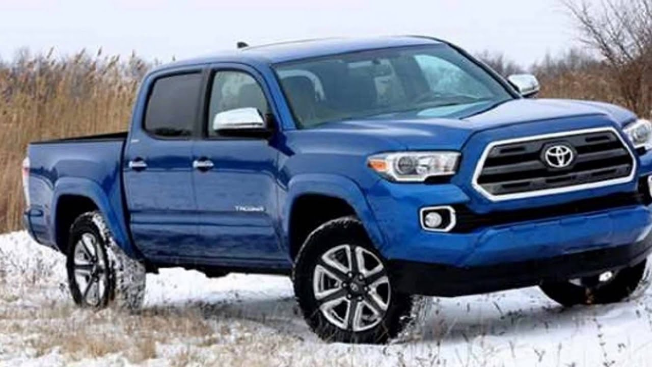 2017 toyota tacoma diesel all new cars youtube. Black Bedroom Furniture Sets. Home Design Ideas
