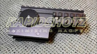 RapidShotz GearShotz - Tiberius Arms FSR Adjustable Riser 2.0
