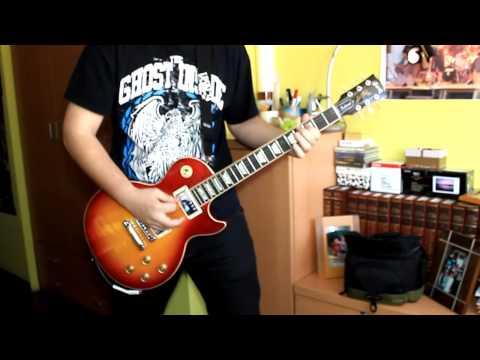 The Ghost Inside  Unspoken Guitar