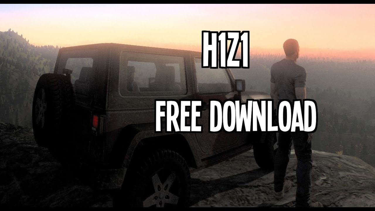 H1Z1 Early Alpha Free Download [LEAKED] [No Survey] - YouTube