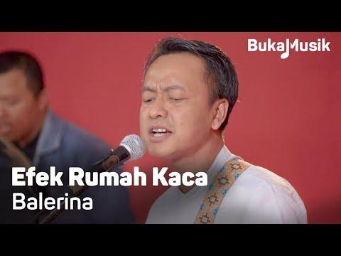Efek Rumah Kaca (ERK) - Balerina (With Lyrics) | BukaMusik 2.0
