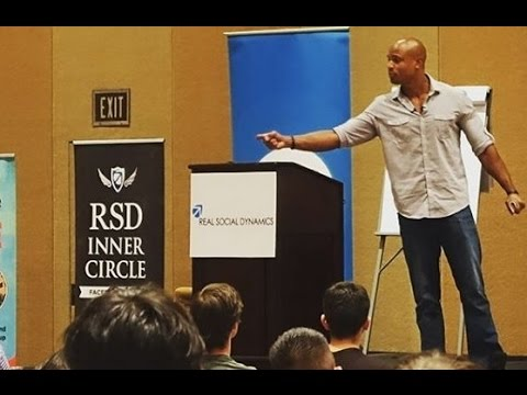 """Building Self-Confidence and Courage"" (Brandon Carter's Speech at RSD World Summit"")"