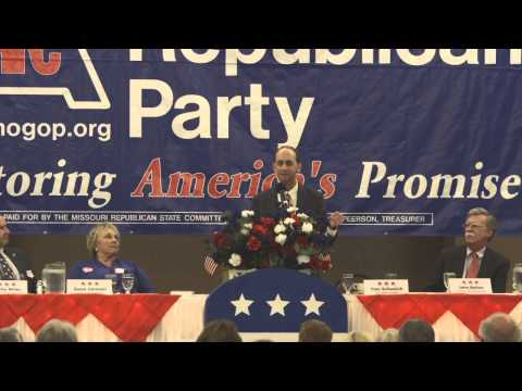 Auditor Tom Schweich's Speech to Camden County Lincoln Days