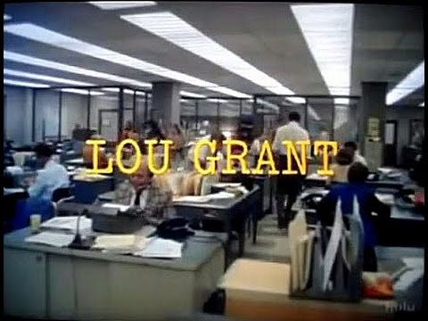 """Lou Grant"" TV Intro"