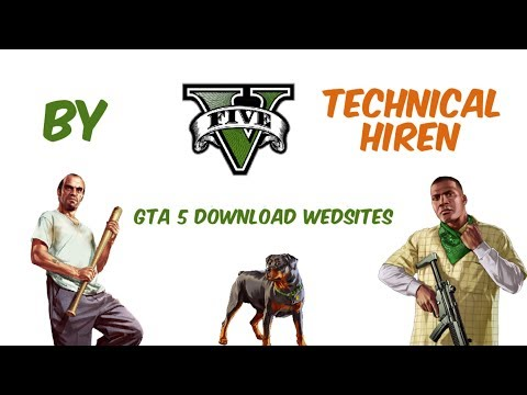 HOW TO DOWNLOAD FULL VERSION AND HIGHLY COMPRESSE ALL GAMES WATCHDOGS 2/ SLEEPING DOG/ GTA IV /GTA V