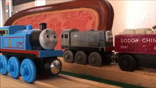 Thomas' Day Off remake (2017)