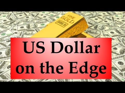 Gold & Silver Price Update - November 22, 2017 + US Dollar On the Edge
