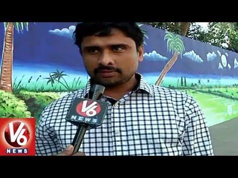 Special Story On Vijayawada City Beautification   AP Capital Elevation   V6 News