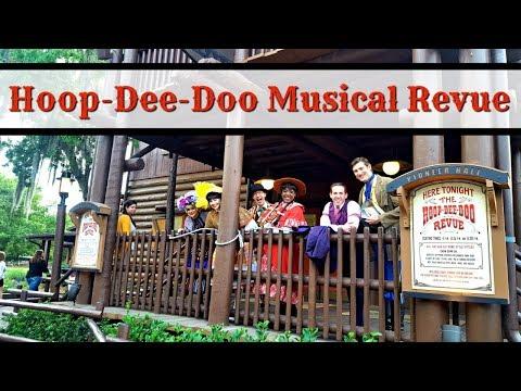 Hoop Dee Doo Musical Revue | Walt Disney World