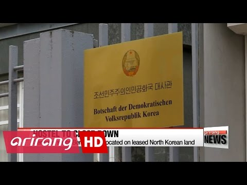 Germany bans leasing operation by North Korean embassy as part of UN sanctions