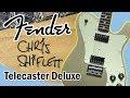 Chris Shiflett Telecaster Deluxe Review Amp Demo mp3