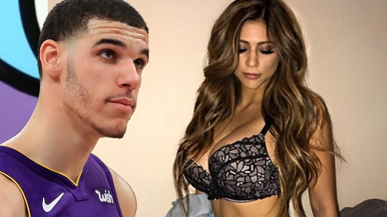 Lonzo Ball S Ex Blasts Him On Ig Live Demands 30k Or She S Doing A Tell All On Deadbeat Dad Youtube