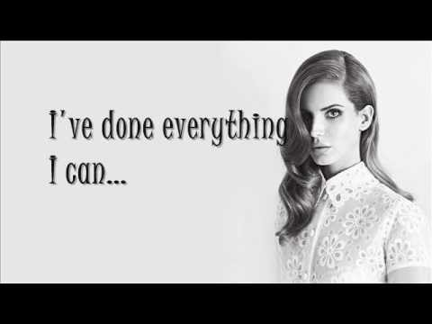 Lana Del Rey - Kill Kill (Lyrics)