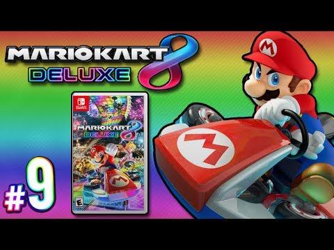 Generate Mario Kart 8 Deluxe - Triforce Cup | PART 9 Snapshots