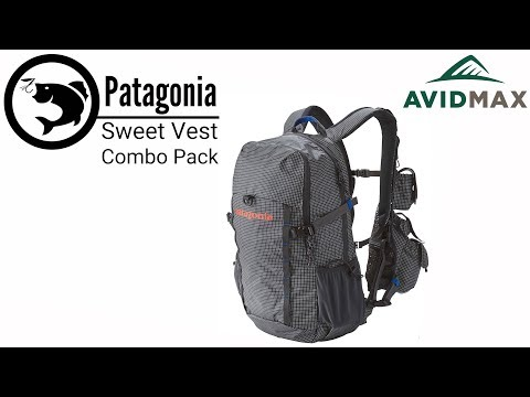 Patagonia Sweet Vest Combo Pack Review | AvidMax