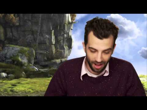 HOW TO TRAIN YOUR DRAGON 2 - Jay Baruchel (Hiccup) Interview