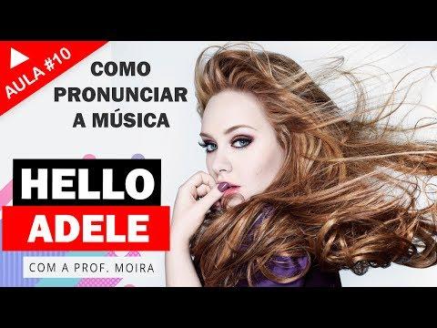 Hello - Adele (Aula #10)
