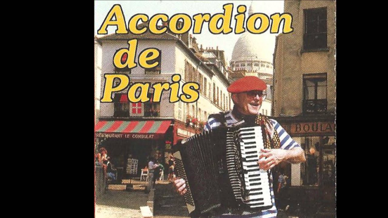 Accordion de Paris - Song from ''Moulin Rouge'' W