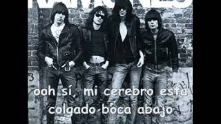 The Ramones - My brain is hanging upside down [Subtitulada en Español]