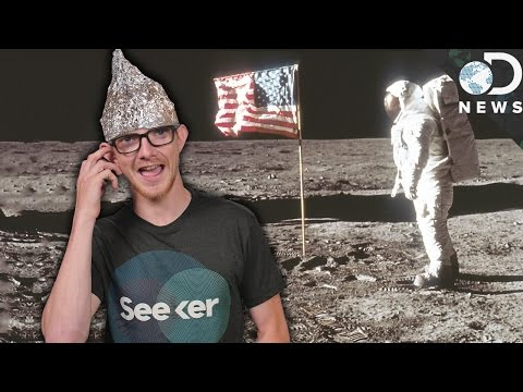 Why Do So Many People Believe In Conspiracy Theories?
