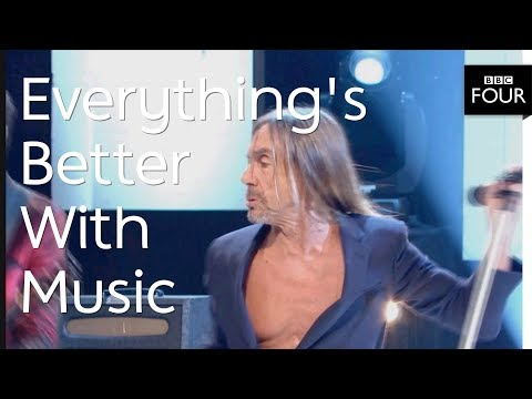 Musicless Music with Iggy Pop - Friday Night Music on BBC Four: Trailer – BBC Four